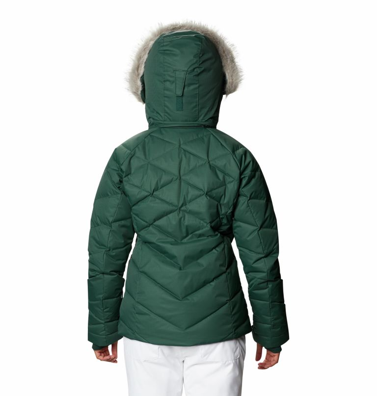 Lay D Down™ II Jacket | 370 | S Women's Lay D Down™ II Ski Jacket, Spruce, back