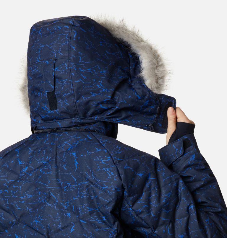 Lay D Down™ II Jacket | 467 | L Women's Lay D Down™ II Jacket, Dark Nocturnal, Lapis Blue Crackle Print, a9