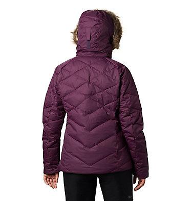 Women's Lay D Down™ II Jacket Lay D Down™ II Jacket | 011 | XS, Black Cherry, back