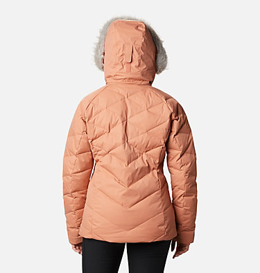 Lay D Down™ II Jacke für Damen Lay D Down™ II Jacket | 370 | XS, Nova Pink Dobby, back