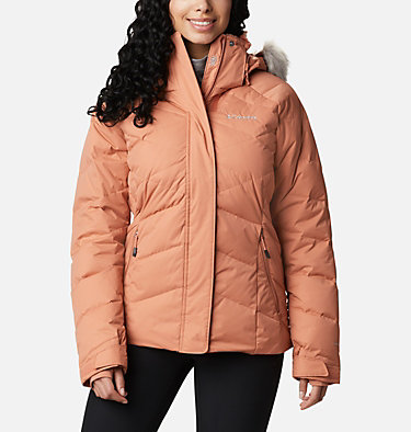 Women's Lay D Down™ II Jacket Lay D Down™ II Jacket | 370 | XS, Nova Pink Dobby, front