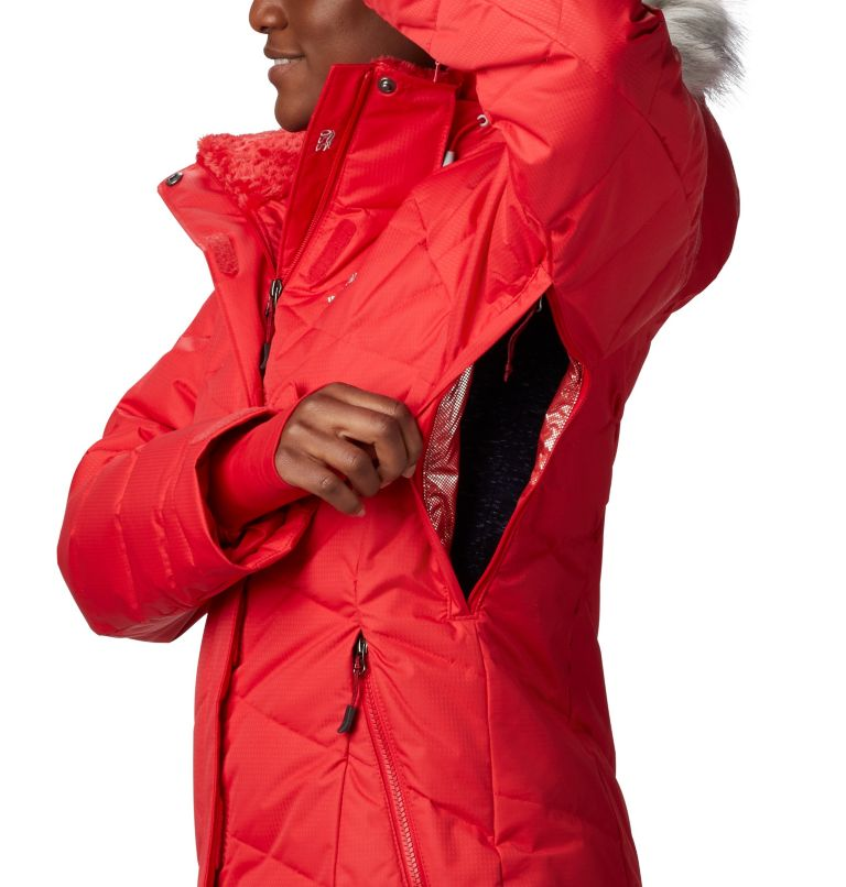 Lay D Down™ II Jacket | 658 | XS Veste Lay D Down™ II Femme, Red Lily, a3