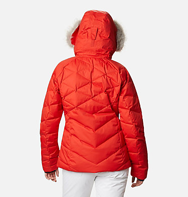 Women's Lay D Down™ II Jacket Lay D Down™ II Jacket | 102 | L, Bold Orange Dobby, back