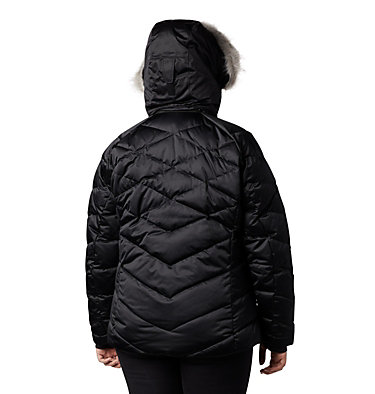 Women's Lay D Down™ II Jacket - Plus Size Lay D Down™ II Jacket | 843 | 1X, Black, back