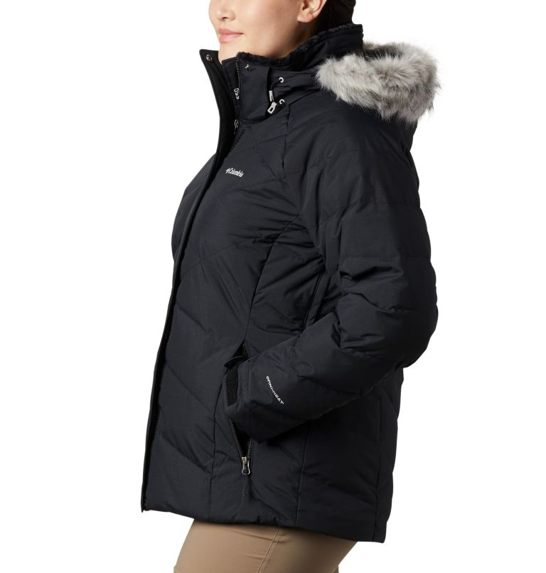 Lay D Down™ II Jacket | 013 | 3X Women's Lay D Down™ II Jacket - Plus Size, Black Metallic, a1