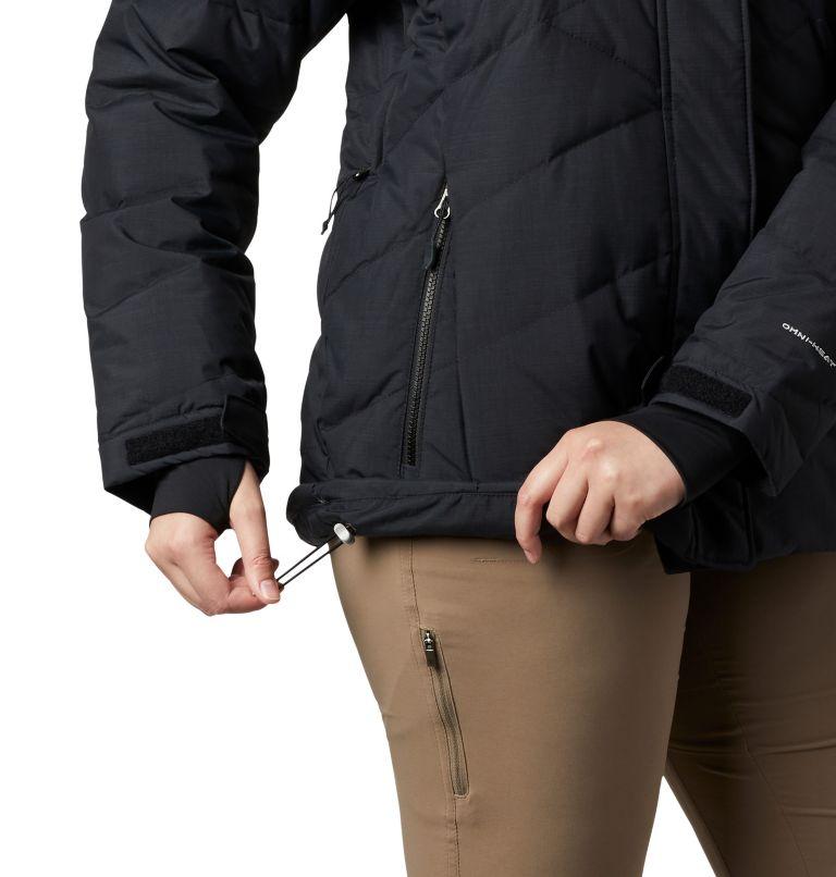 Lay D Down™ II Jacket | 013 | 1X Women's Lay D Down™ II Jacket - Plus Size, Black Metallic, a2