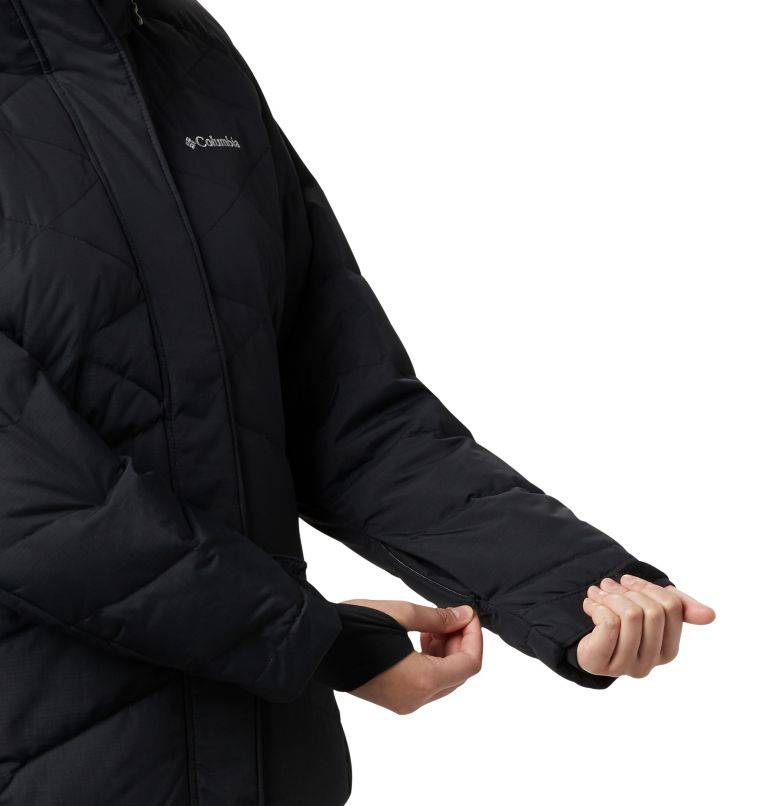 Lay D Down™ II Jacket | 013 | 1X Women's Lay D Down™ II Jacket - Plus Size, Black Metallic, a3