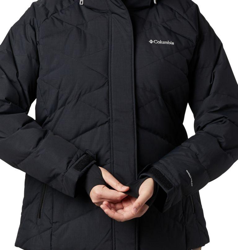 Lay D Down™ II Jacket | 013 | 1X Women's Lay D Down™ II Jacket - Plus Size, Black Metallic, a4