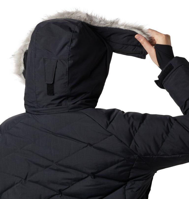 Lay D Down™ II Jacket | 013 | 1X Women's Lay D Down™ II Jacket - Plus Size, Black Metallic, a5