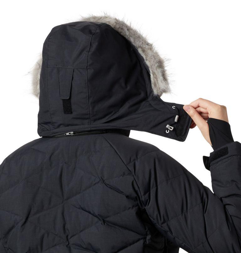 Lay D Down™ II Jacket | 013 | 1X Women's Lay D Down™ II Jacket - Plus Size, Black Metallic, a6