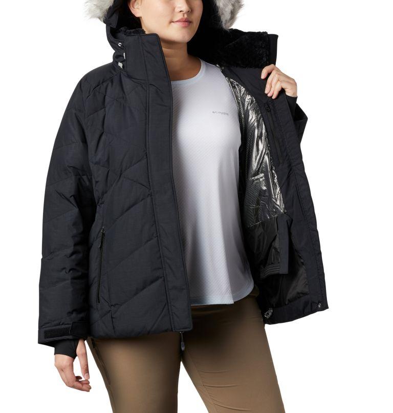 Lay D Down™ II Jacket | 013 | 3X Women's Lay D Down™ II Jacket - Plus Size, Black Metallic, a9