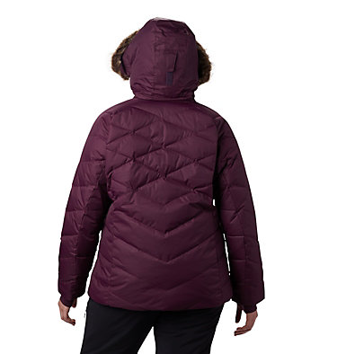 Women's Lay D Down™ II Jacket - Plus Size Lay D Down™ II Jacket | 522 | 2X, Black Cherry, back
