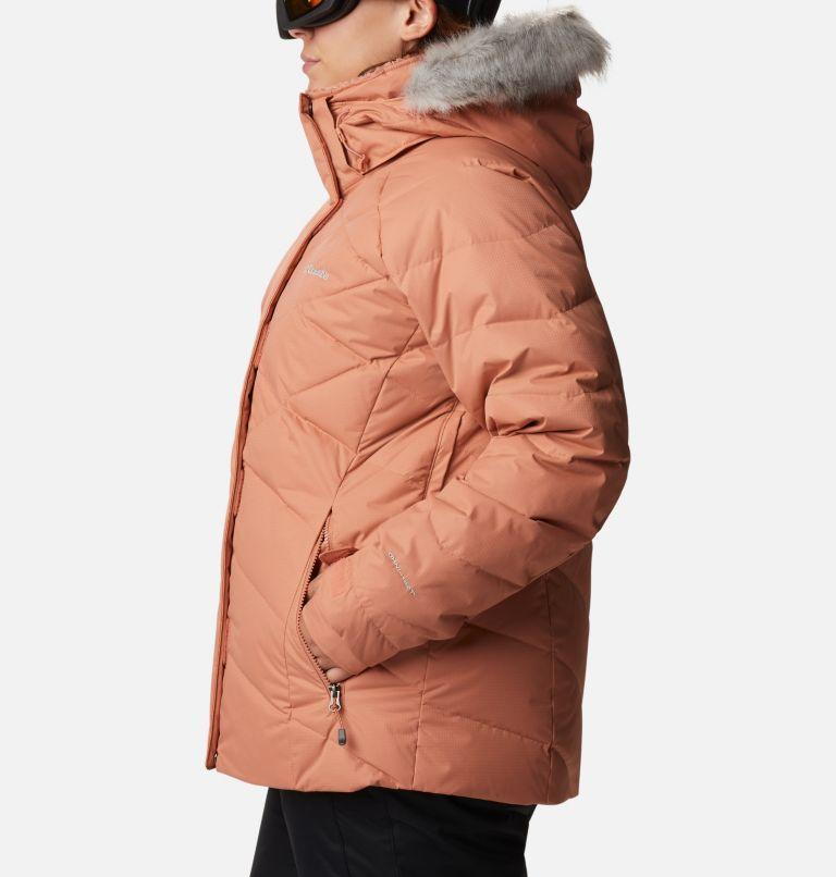Lay D Down™ II Jacket | 604 | 2X Women's Lay D Down™ II Jacket - Plus Size, Nova Pink Dobby, a1
