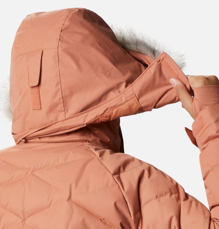 Lay D Down™ II Jacket | 604 | 2X Women's Lay D Down™ II Jacket - Plus Size, Nova Pink Dobby, a7