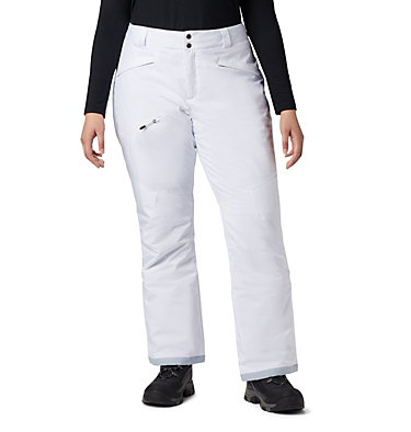 Women's Wildside™ Pants - Plus Size Wildside™ Pant | 032 | 3X, White, front