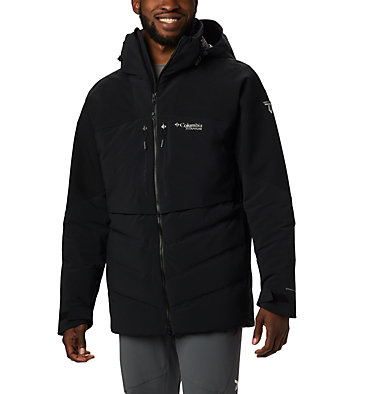 Men's Powder Keg™ II Down Jacket Powder Keg™ II Down Jacket | 464 | L, Black, front