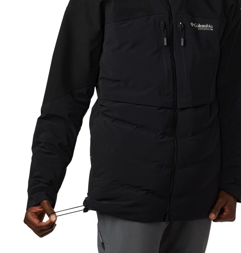 Powder Keg™ II Down Jacket | 011 | XXL Powder Keg™ II Down Ski Jacket, Black, a2
