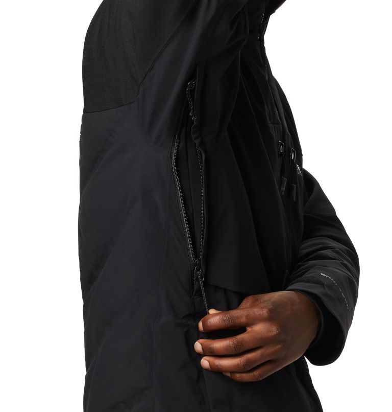 Powder Keg™ II Down Jacket | 011 | XXL Powder Keg™ II Down Ski Jacket, Black, a3