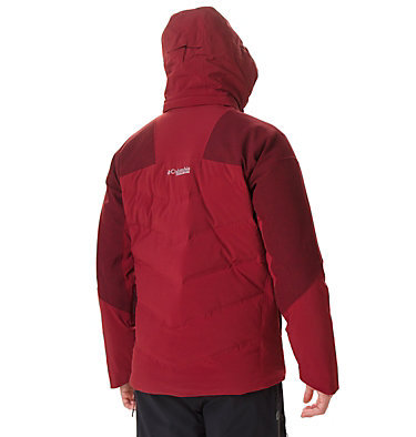Doudoune Powder Keg™ II Homme Powder Keg™ II Down Jacket | 664 | S, Red Jasper, back
