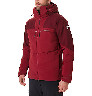 Doudoune Powder Keg™ II Homme Powder Keg™ II Down Jacket | 664 | S, Red Jasper, front