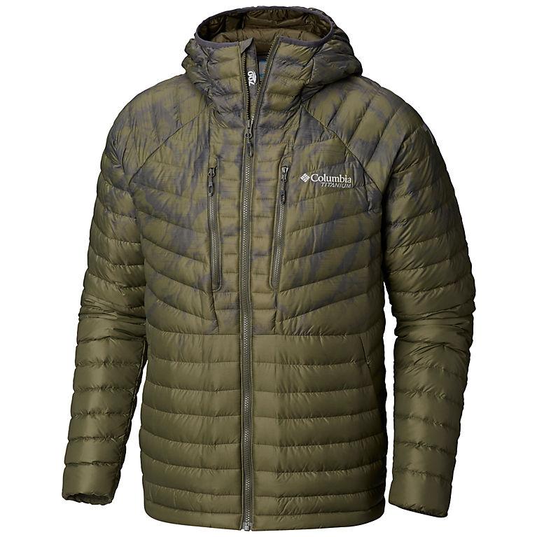 Men's Altitude Tracker™ Hooded Jacket