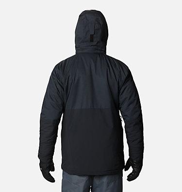 Men's Wildside™ Insulated Jacket Wildside™ Jacket | 023 | L, Black, Charcoal Heather, back