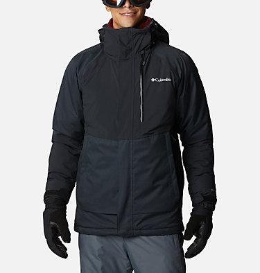 Men's Wildside™ Insulated Jacket Wildside™ Jacket | 023 | L, Black, Charcoal Heather, front