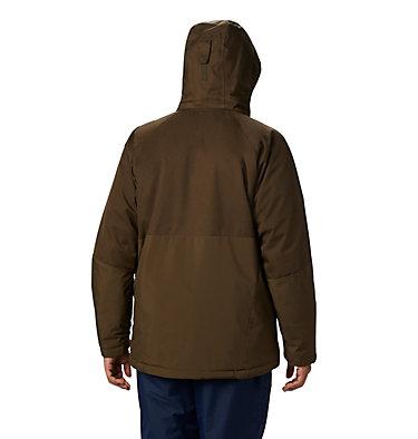 Men's Wildside™ Insulated Jacket Wildside™ Jacket | 479 | L, Olive Green, Olive Green Heather, back