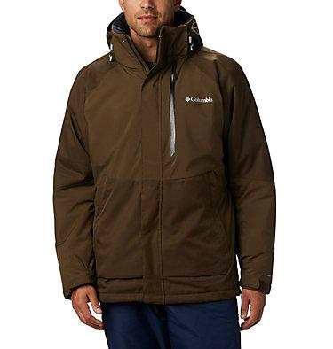 Men's Wildside™ Insulated Jacket Wildside™ Jacket | 479 | L, Olive Green, Olive Green Heather, front