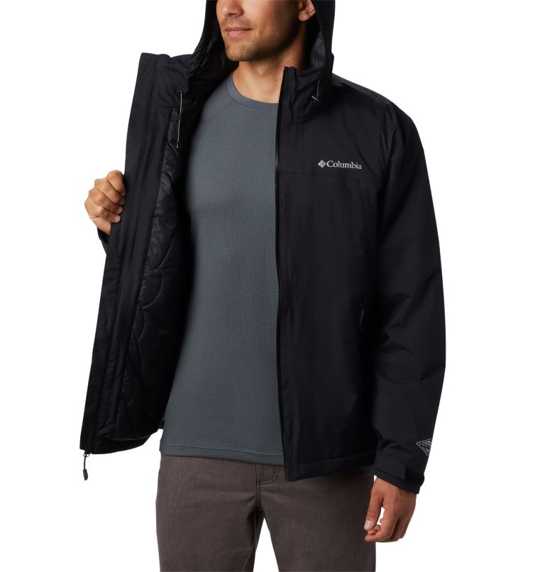 Men's Top Pine™ Insulated Rain Jacket Men's Top Pine™ Insulated Rain Jacket, a2