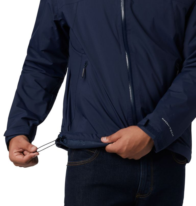 Men's Top Pine™ Insulated Rain Jacket Men's Top Pine™ Insulated Rain Jacket, a3