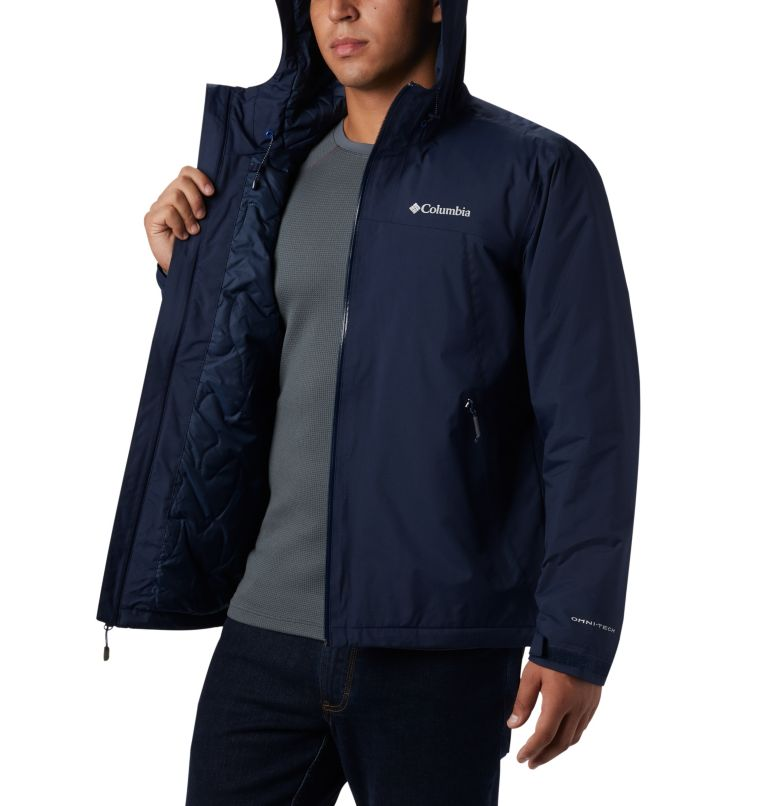 Men's Top Pine™ Insulated Rain Jacket Men's Top Pine™ Insulated Rain Jacket, a4