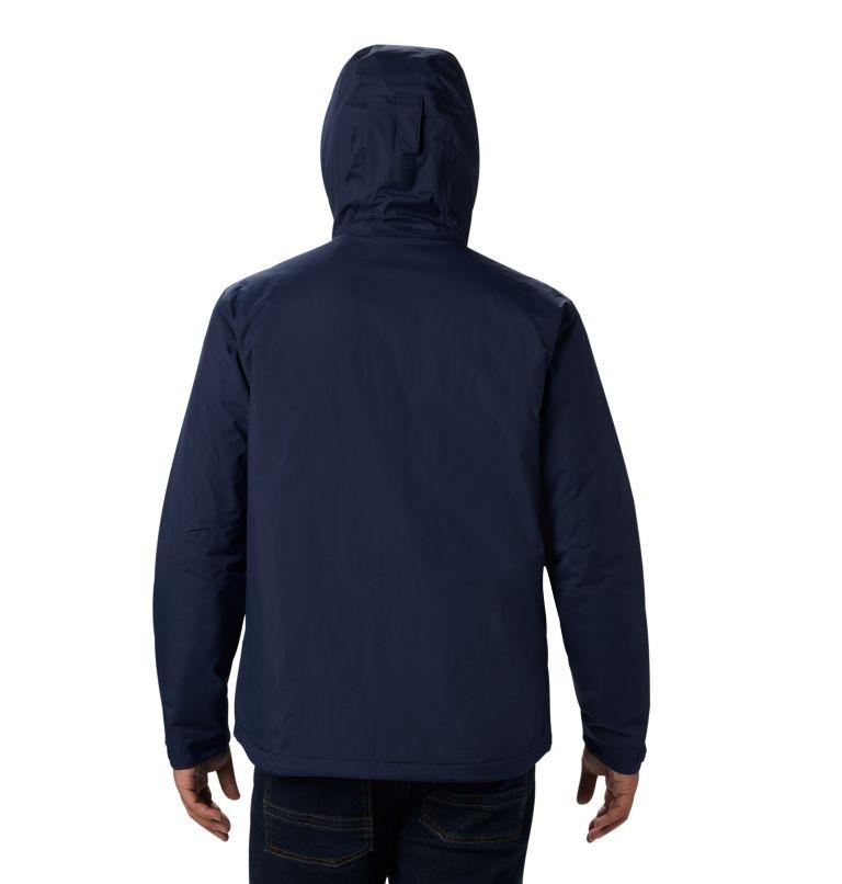 Men's Top Pine™ Insulated Rain Jacket Men's Top Pine™ Insulated Rain Jacket, back