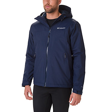 Men's Top Pine™ Insulated Rain Jacket , front