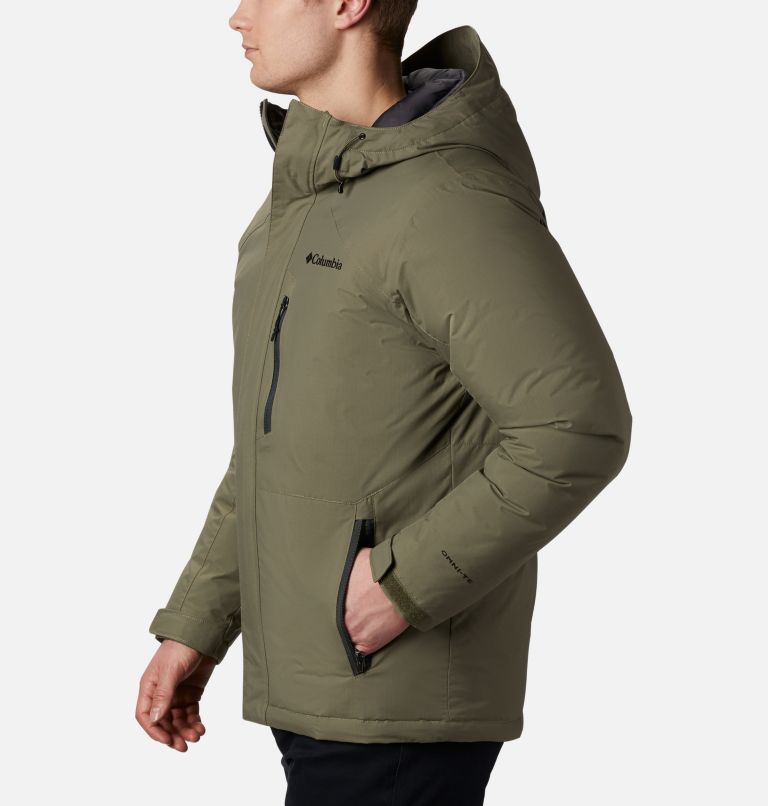 Murr Peak™ II Jacket | 397 | M Men's Murr Peak™ II Jacket, Stone Green, a1