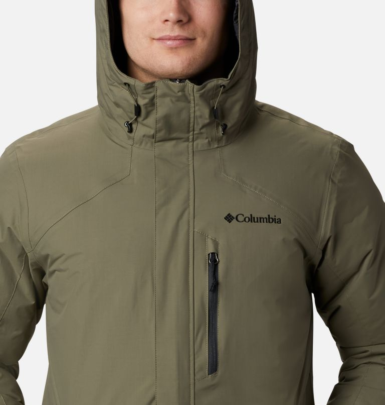 Murr Peak™ II Jacket | 397 | M Men's Murr Peak™ II Jacket, Stone Green, a2