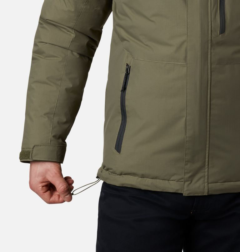 Murr Peak™ II Jacket | 397 | M Men's Murr Peak™ II Jacket, Stone Green, a3