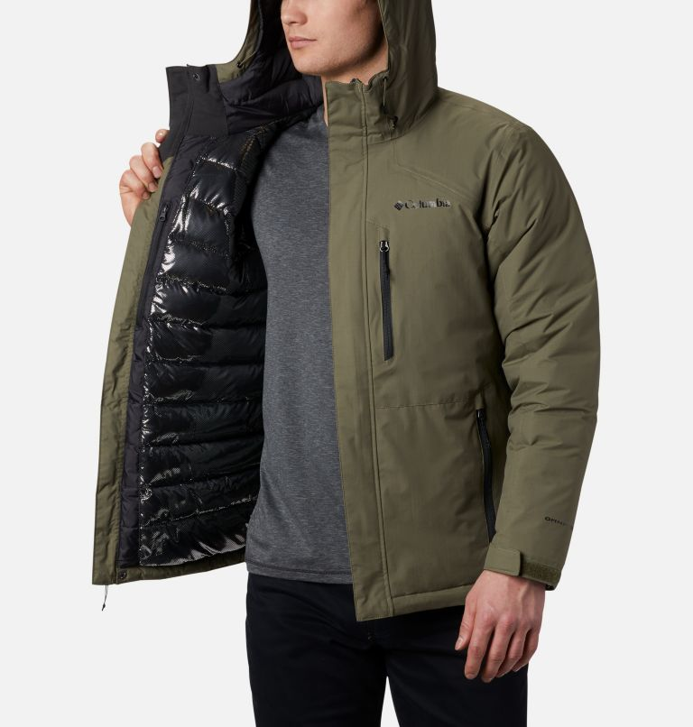Murr Peak™ II Jacket | 397 | M Men's Murr Peak™ II Jacket, Stone Green, a4