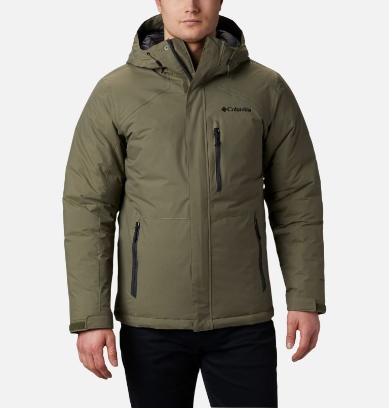 Murr Peak™ II Jacket | 397 | M Men's Murr Peak™ II Jacket, Stone Green, front