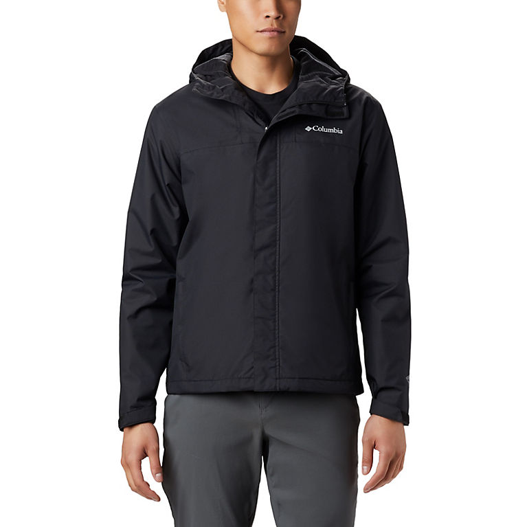 Black Men's Columbia Heights™ Jacket, View 0