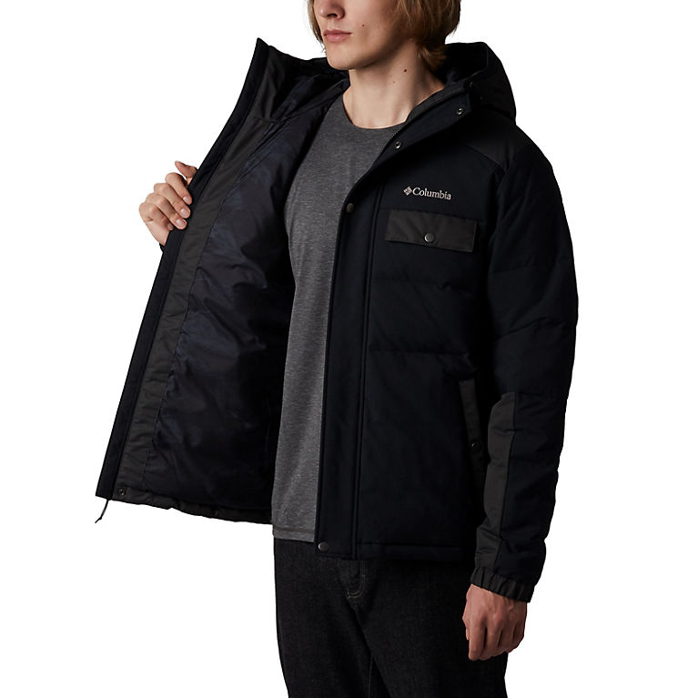 3571cfcaa Men's Winter Challenger™ Hooded Down Jacket