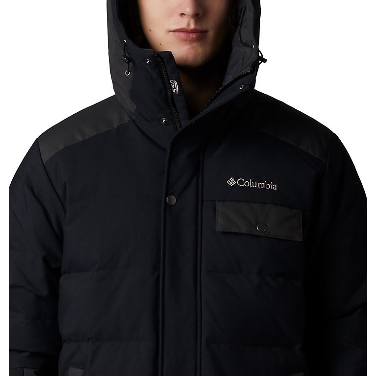 12b8eac23 Men's Winter Challenger™ Hooded Down Jacket