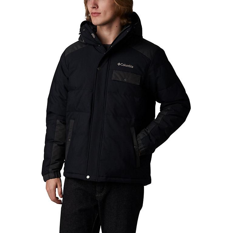 Men's Winter Challenger™ Hooded Down Jacket