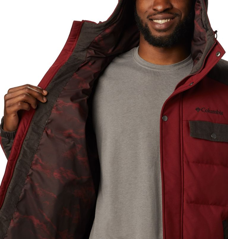 Men's Winter Challenger™ Hooded Down Jacket Men's Winter Challenger™ Hooded Down Jacket, a2