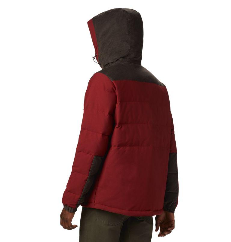 Men's Winter Challenger™ Hooded Down Jacket Men's Winter Challenger™ Hooded Down Jacket, back