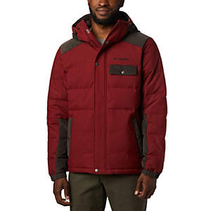 Men's Winter Challenger™ Hooded Down Jacket