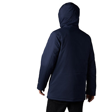 Parka Northbounder™ para hombre Northbounder™ TurboDown™ Parka | 465 | XL, Collegiate Navy Heather, back