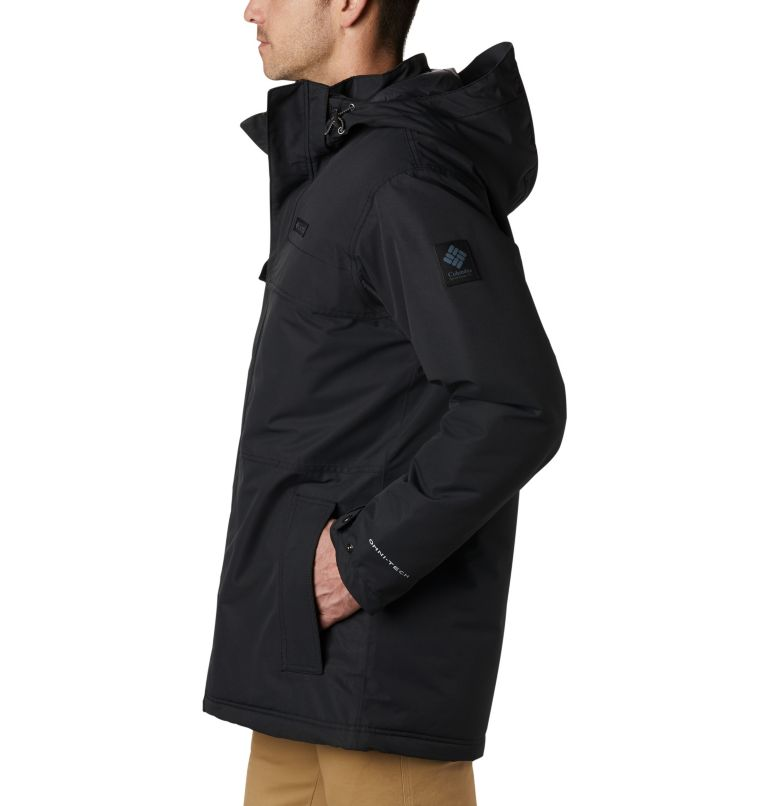 Rugged Path™ Parka | 010 | L Men's Rugged Path™ Parka, Black, a1