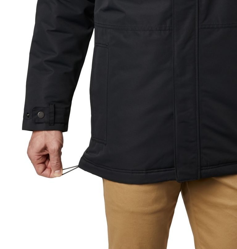Rugged Path™ Parka | 010 | L Men's Rugged Path™ Parka, Black, a3