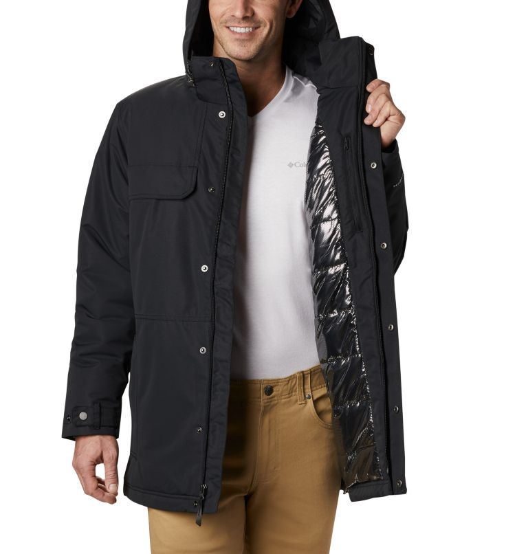 Rugged Path™ Parka | 010 | L Men's Rugged Path™ Parka, Black, a4